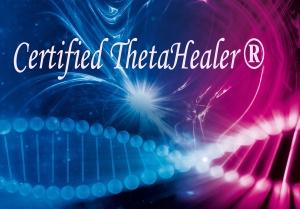 certified thetahealer logo